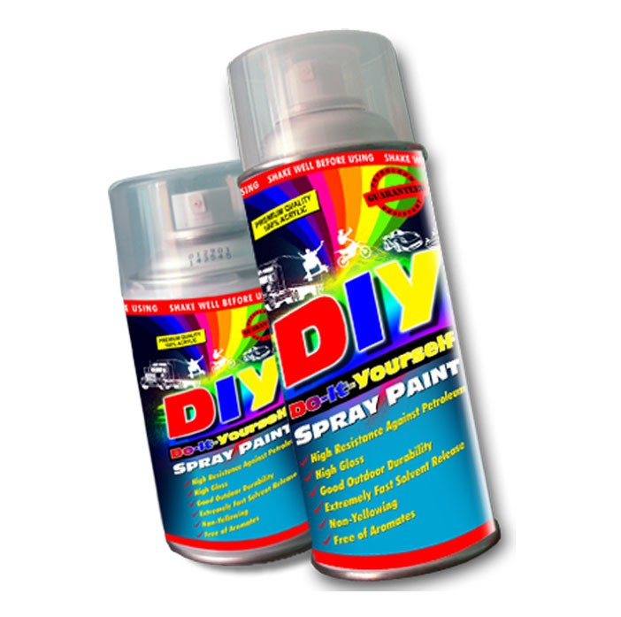 Diy do it yourself spray paint bringing technology in aerosol diy do it yourself spray paint solutioingenieria